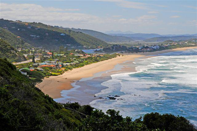 lying on the Garden Route, the beautiful beach town of George