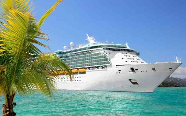 Traveling On A Cruise Ship