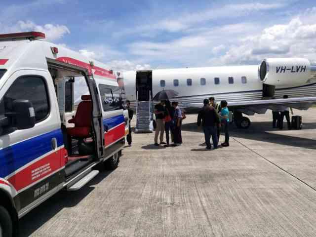 Economical Patient Air Transport Facility