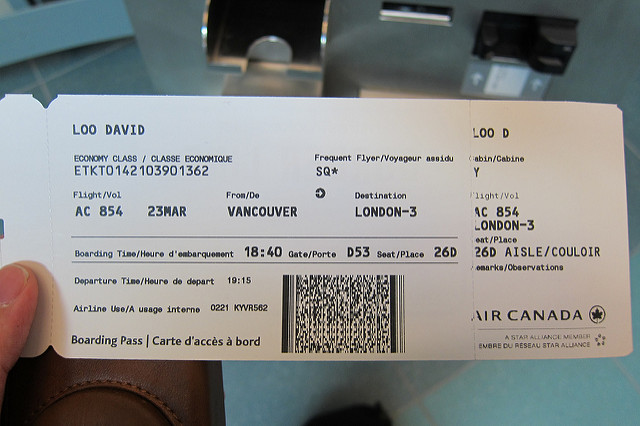 How To Reserve A Flight Ticket With Air Canada