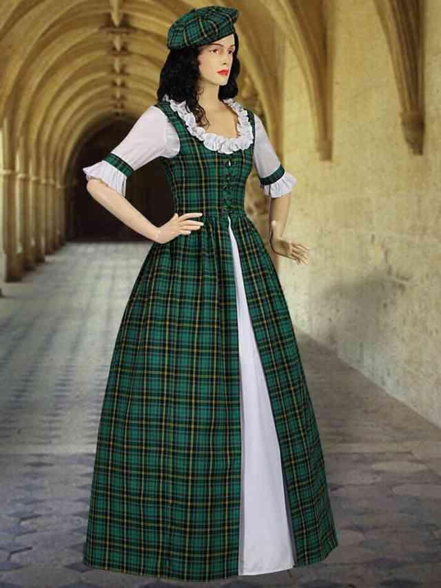 Tartan Scotland\'s National Dress