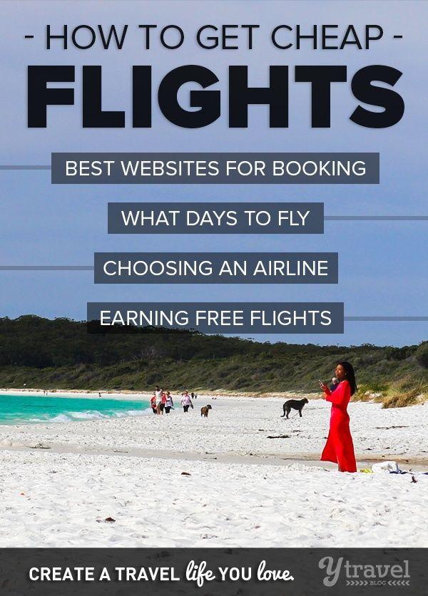 Best Websites For Cheap Air Travel