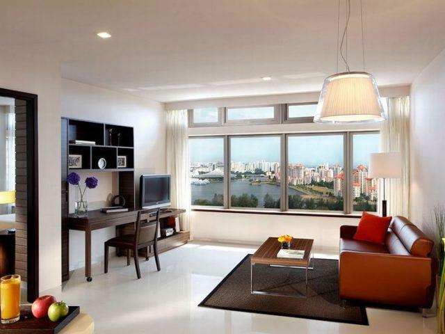 Singapore rent