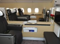 Difference Between First Class And Business Class Flight to Amsterdam