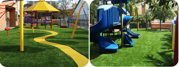 Benefits Of Foam Padding For Playgrounds