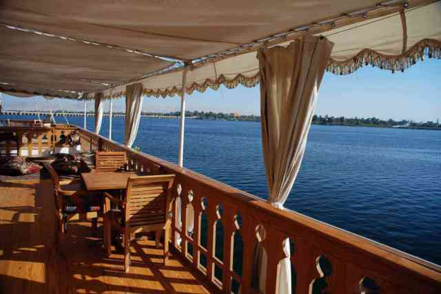 Cruising Nile
