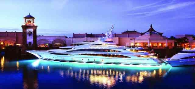 Luxury Rental Yacht Dubai