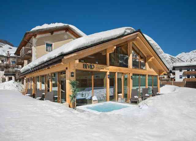 Chalet C'Est La Vie one of the Best Hotels in Livigno