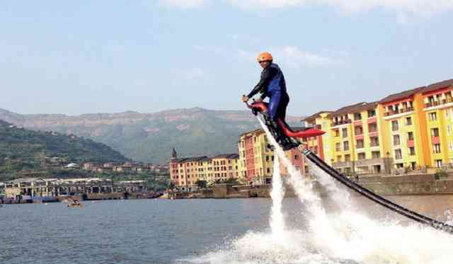 Lavasa water sports
