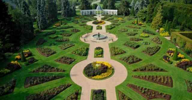 niagara falls botanical garden