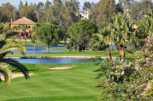Real Club Seville Golf