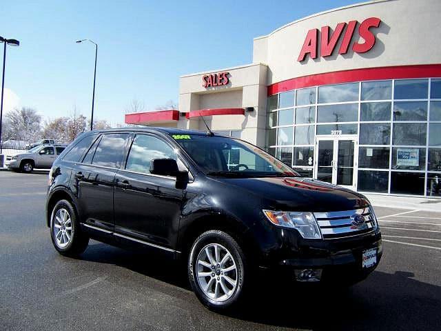 SUV rentals in Utah