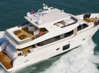 Nomad Yacht series by Gulf Craft