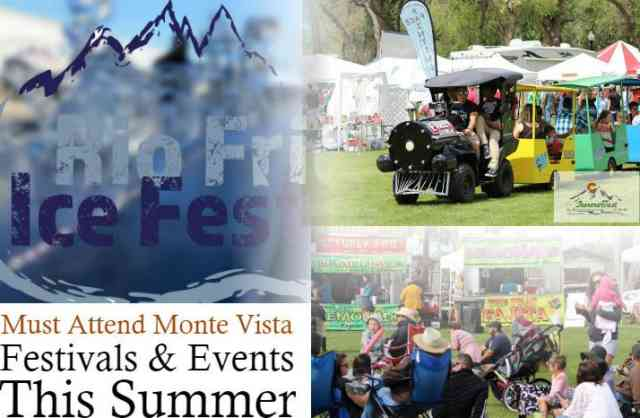 Monte Vista Festivals