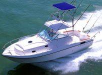 Silvercraft fishing boats