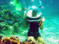Underwater Walk at Mauritius Belle Mare 3