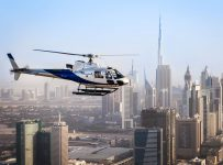 Scenic Beauty of Dubai by Private Helicopter Tours