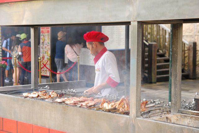 Street Vietnamese food