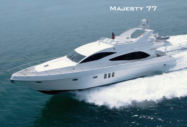 Gulf Craft Majesty