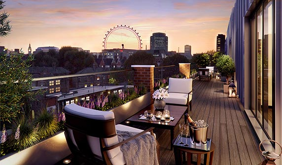 London Luxury Apartment 1