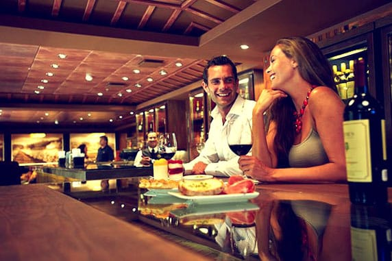 ROYAL CARIBBEAN CRUISES - VINTAGES WINE BAR (SELECT SHIPS)
