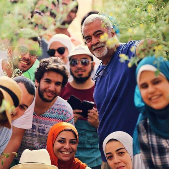 the Habiba Community Organic Farm