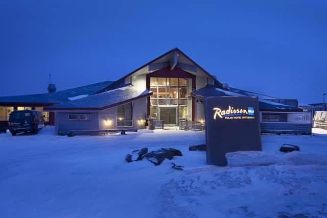 Spitsbergen Hotels