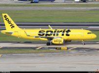 Airbus A320 Spirit Airlines