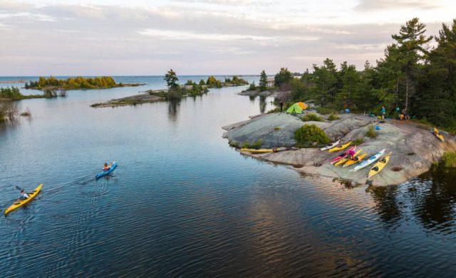 Sea Kayak Lessons 3