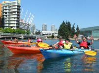 Kayaking Day Trips Ontario