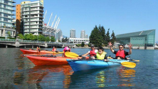 Kayaking Day Trips Ontario