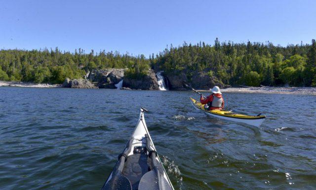 Sea Kayak Lessons 1
