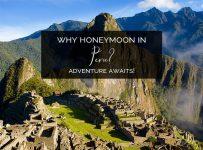 Peru Honeymoon