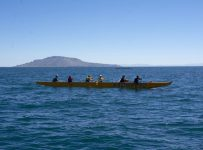 Lake Titicaca rowing