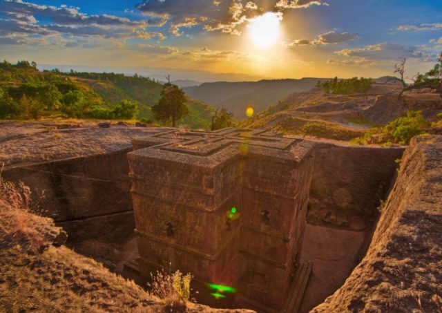 LALIBELA AND SURROUNDING