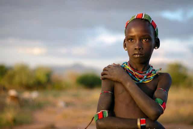 Ethiopia Hammer kid