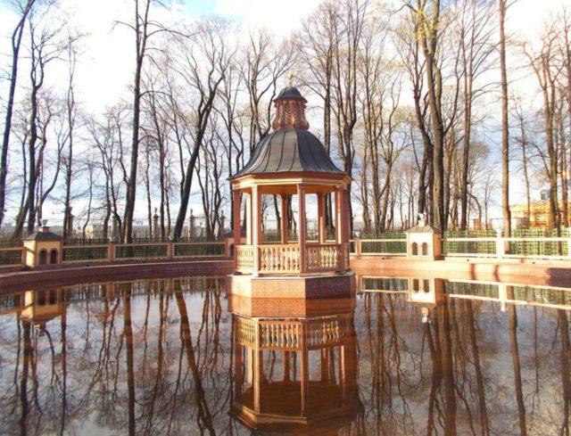 Letniy (Summer) Garden, St. Petersburg