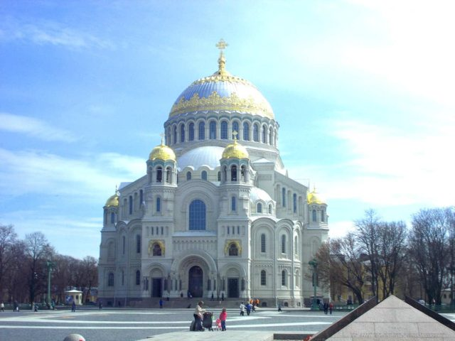 Morskoy Nikolsky, Cathedral