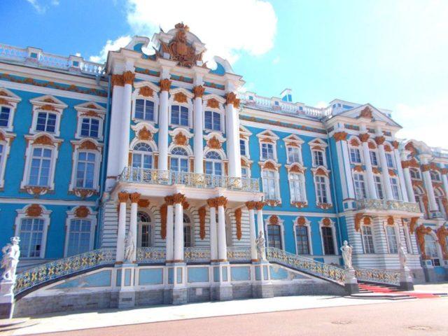 Tsarskoye Selo, Pushkin city