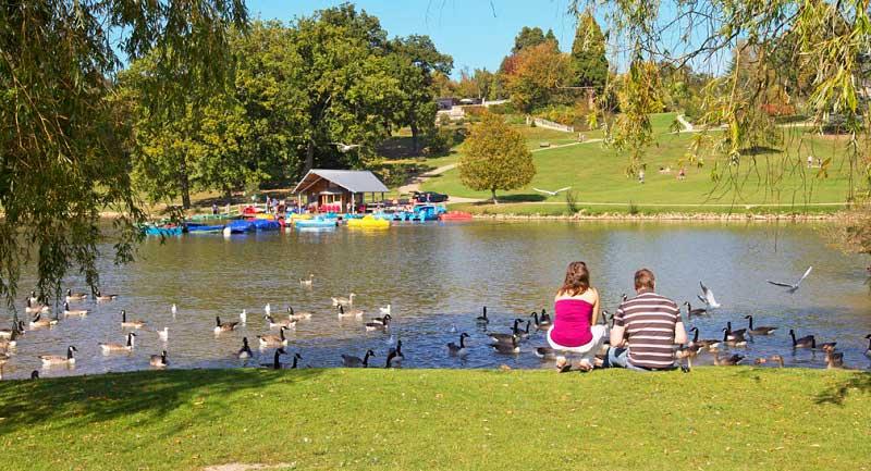 Dunorlan Park weekend