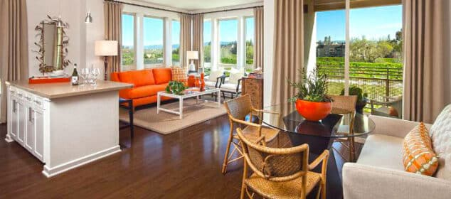 Furnished Apartments in San Diego 1