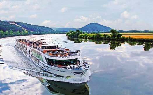 Avalon cruises to France are truly memorable