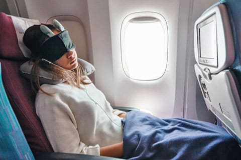 Top 9 Ways To Sleep Better While Traveling